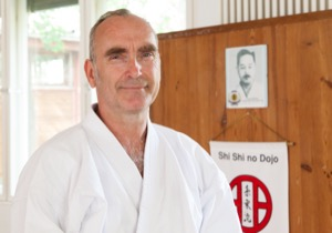 Karate Trainer Johannes Köster