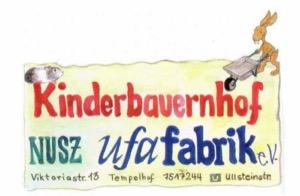 Logo des Kinderbauernhaofes. selbstgezeichnet.