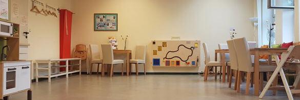 Elterncafe im Familienzentrum Lichtenrade