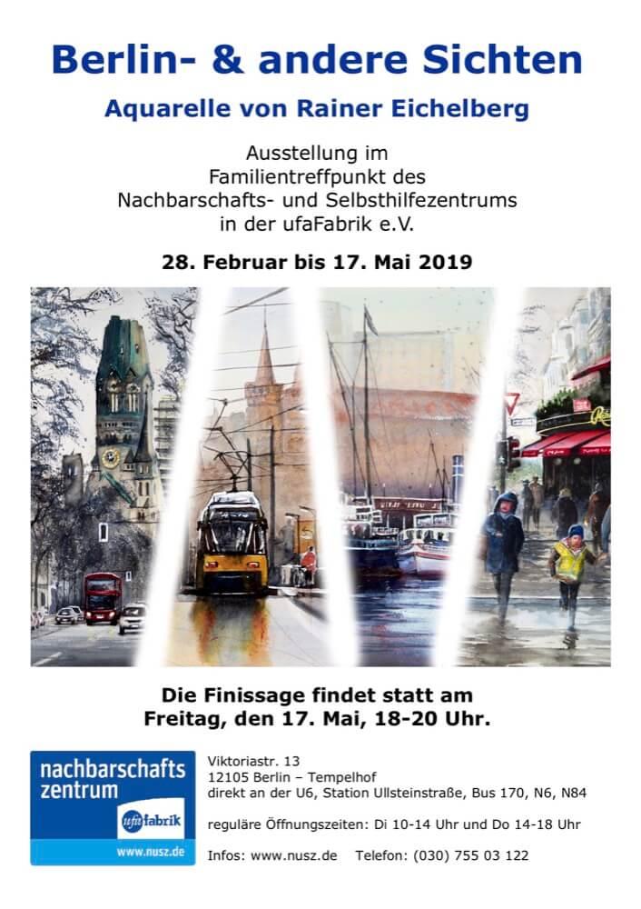 Poster der Ausstellung