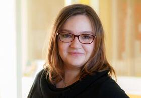 Leitung des Nachbarschaftstreffs Dorota Bielecka