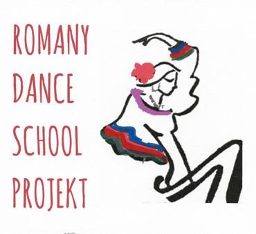 Logo des Romany Dance School Projekts